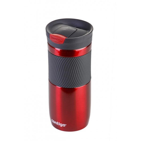 Thermal mug Contigo 470ml, red, CON1000-0577