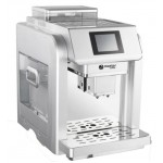 Coffee machine Master Coffee MC717S, silver color