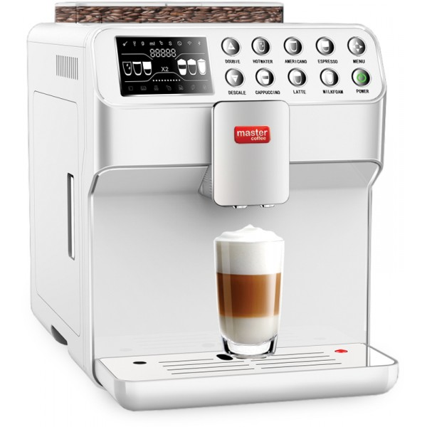 Coffee machine Master Coffee MC7CMW, white