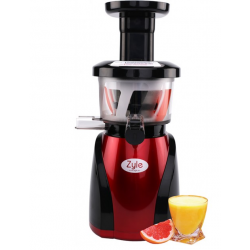 Auger juicer, ZY88RBSJ, black/red