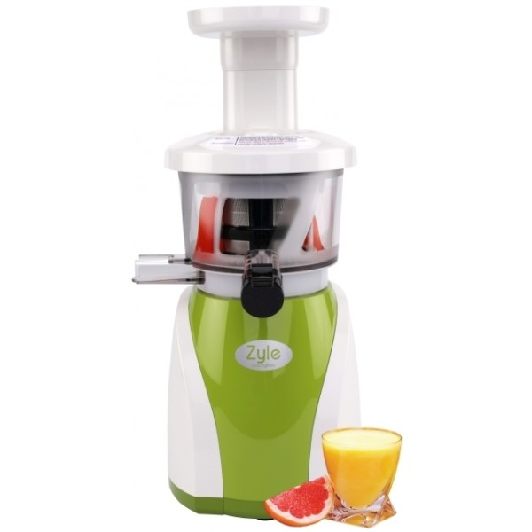 Auger juicer, ZY88GNSJ, green/white