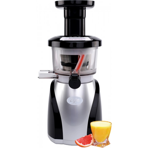 Auger juicer, ZY88GRSJ, grey/black